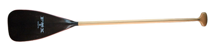 FoxWorx Foxfire bent shaft canoe paddle